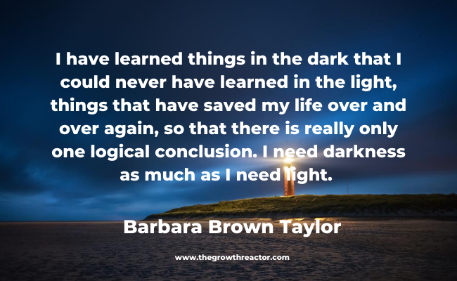 darkness and light quotes