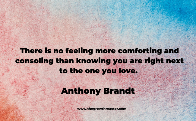 comforting quote