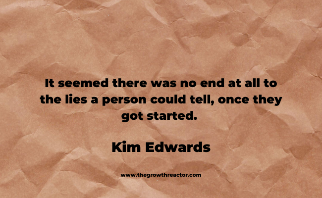 lies quotes