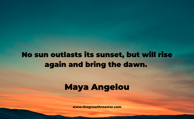 sunset quotes