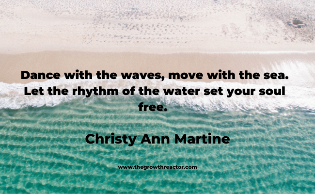 quotes about waves