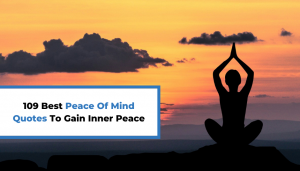 Read more about the article 109 Best Peace Of Mind Quotes To Gain Inner Peace