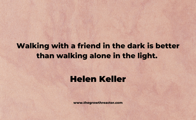 quotes on light and darkness