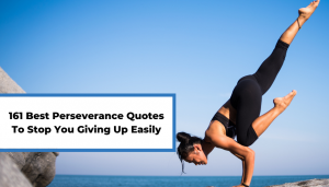 Read more about the article 161 Best Perseverance Quotes To Stop You Giving Up Easily